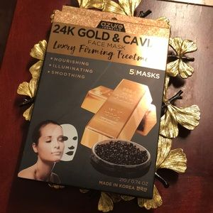Other - 24k gold and caviar face mask (5)